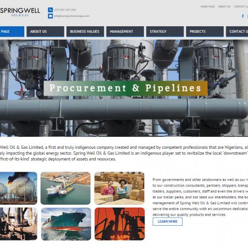 springwelloilandgas.com